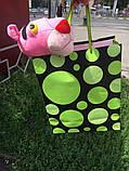 Мягкая игрушка Розовая Пантера Подарок на Новый год день Святого Николая ребёнку девочке детям, фото 7