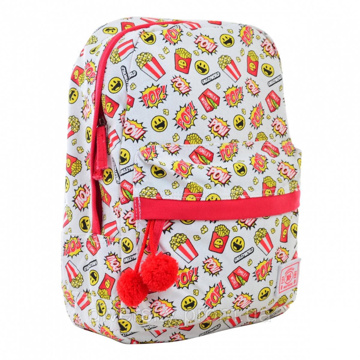 Молодежный рюкзак YES  ST-33 POW, 35*29*12