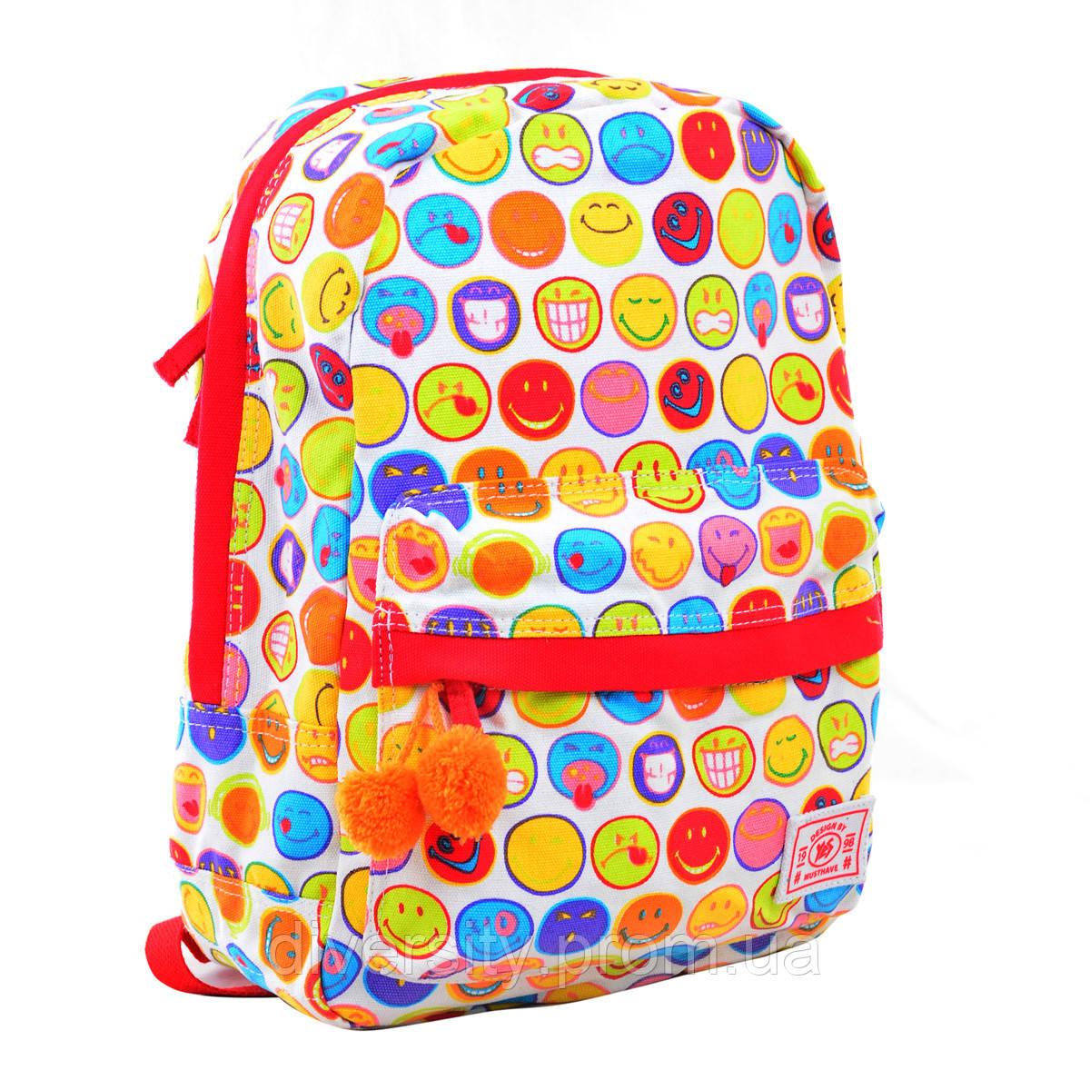 Молодежный рюкзак YES  ST-33 Smile, 35*29*12