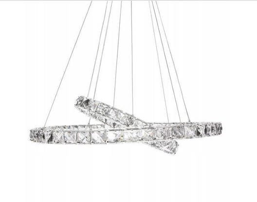 Потолочный светильник люстра LUMINOVA CRYSTAL 36W LED, фото 2