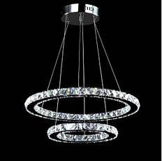 Потолочный светильник люстра LUMINOVA CRYSTAL 36W LED, фото 3