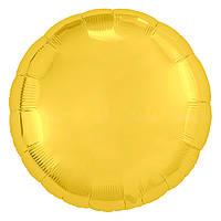 Фольгированный шар Agura (Агура) золото, 45 см (18'')