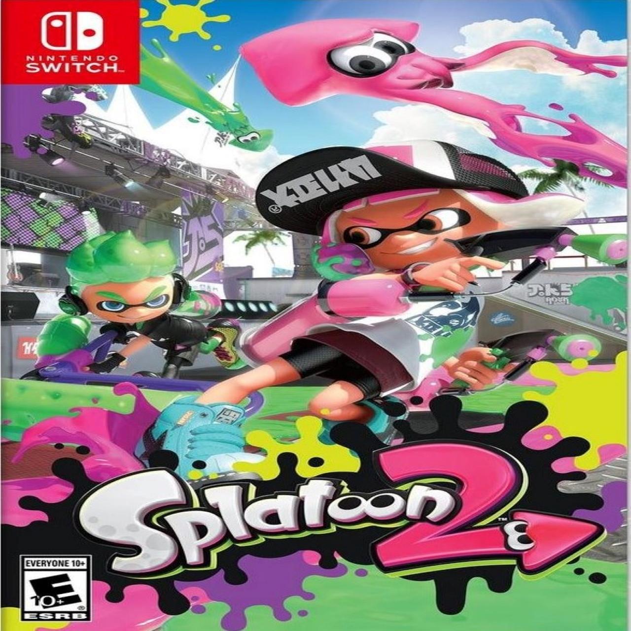 Splatoon 2 (російські субтитри) Nintendo Switch