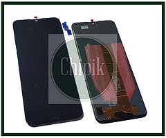 Дисплей для Nokia 2.2 с сенсорным экраном, черный