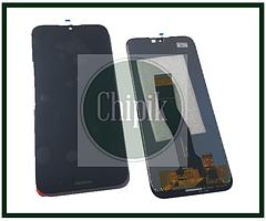 Дисплей для Nokia 4.2 с сенсорным экраном, черный