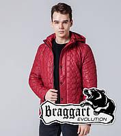 Braggart Evolution 1386 | Мужская ветровка красная