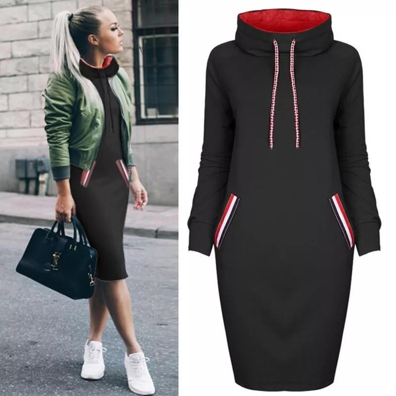Женское модное платье  ХЗ835 (норма / бат)