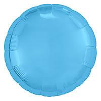 Фольгированный шар Agura (Агура) холодный голубой, 45 см (18'')