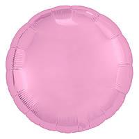 Фольгированный шар Agura (Агура) розовый, 45 см (18'')