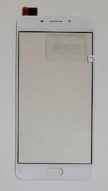 Сенсор (тачскрін) для Meizu M6 NOTE (M721) orig.білий
