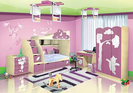 Комплект детской мебели Дисней, фото 2