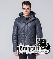 Braggart Evolution 1489 | Мужская ветровка темно-серая
