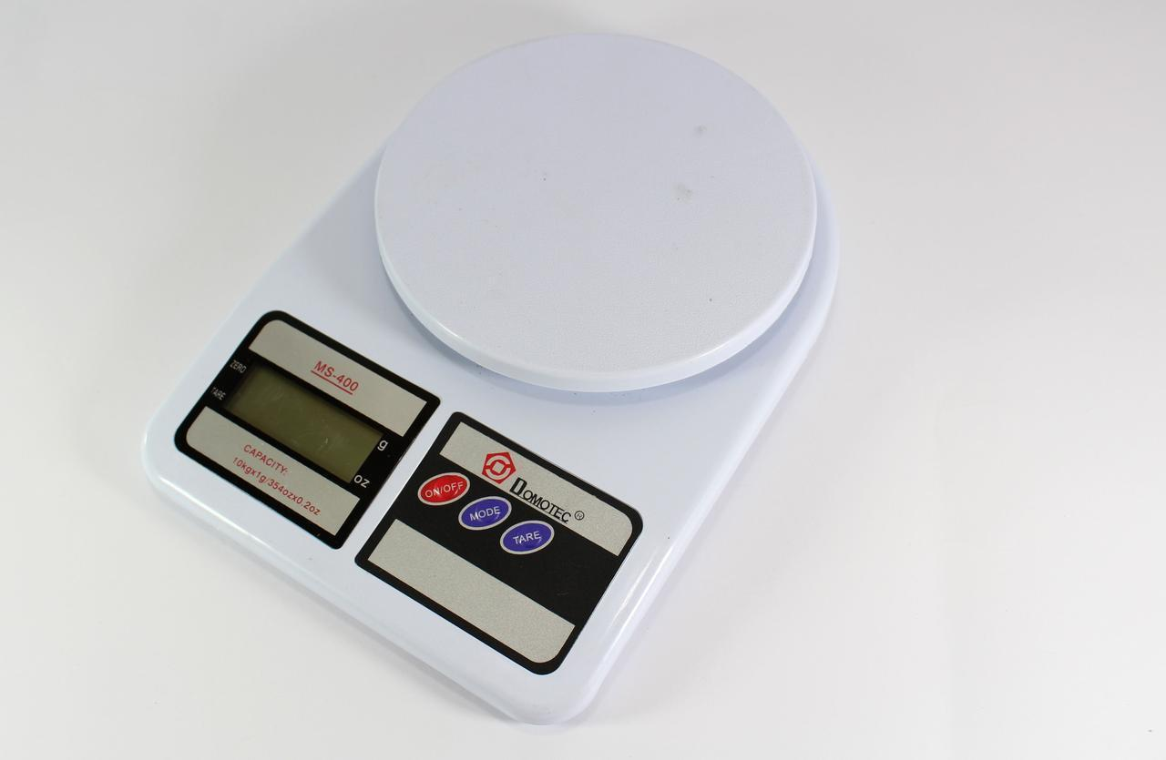 Весы кухонные 1-10кг MS400 #100404
