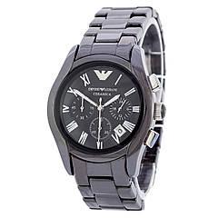 Наручные часы Emporio Armani AR-1400 Black-Silver