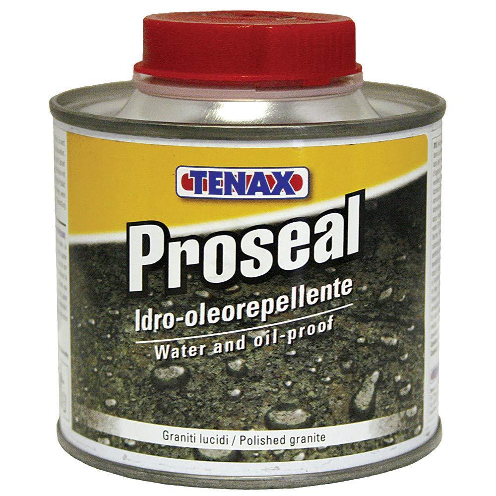 Защитная пропитка для Натурального и Искусственного камня, мрамора, гранита, травертина PROSEAL (0,25л) TENAX