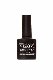 База і топ 2 в 1 Vizavi (VBT-01) 7,3 мл