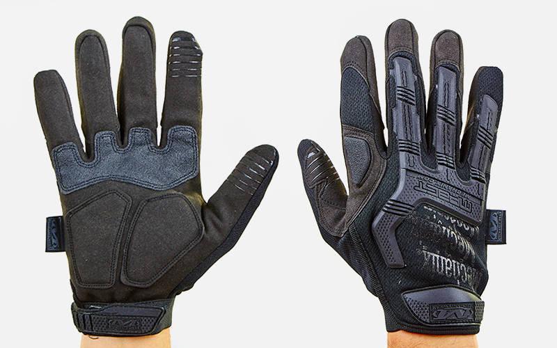 Перчатки Mechanix Mpact 3 Black