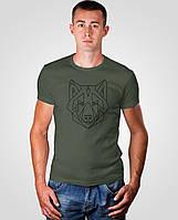 Футболка Мальта 18М063-17-Р Wolf Зеленая (2901000181301)
