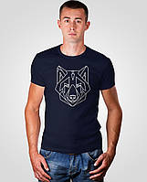 Футболка Мальта 18М063-17-Р Wolf 3 Темно-синяя (2901000181400)