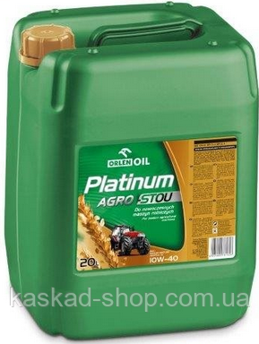 Масло Orlenl Oil AGRO STOU 10W40  20л, фото 2