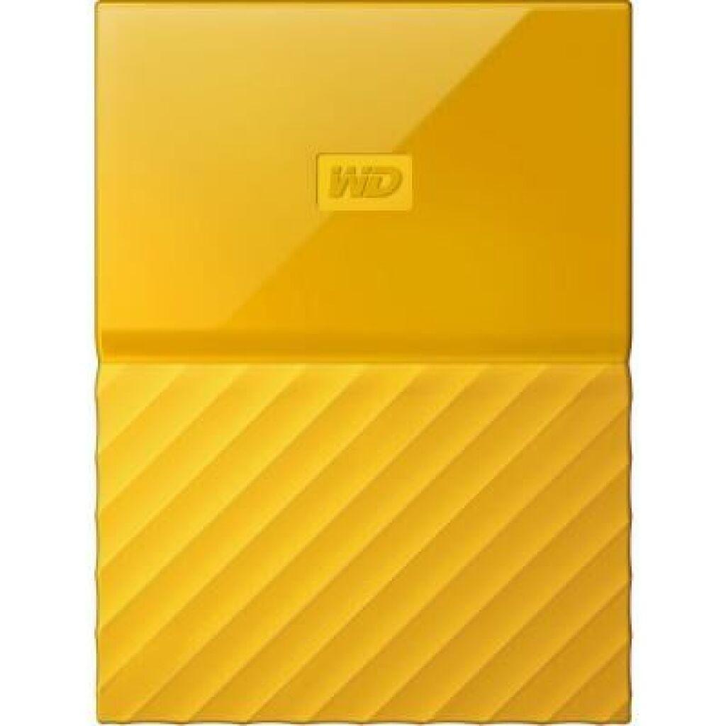 """Внешний жесткий диск 2.5"""" 1TB Western Digital (WDBYNN0010BYL-WESN)"""