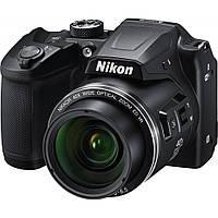 Цифровой фотоаппарат Nikon Coolpix B500 Black (VNA951E1), фото 1