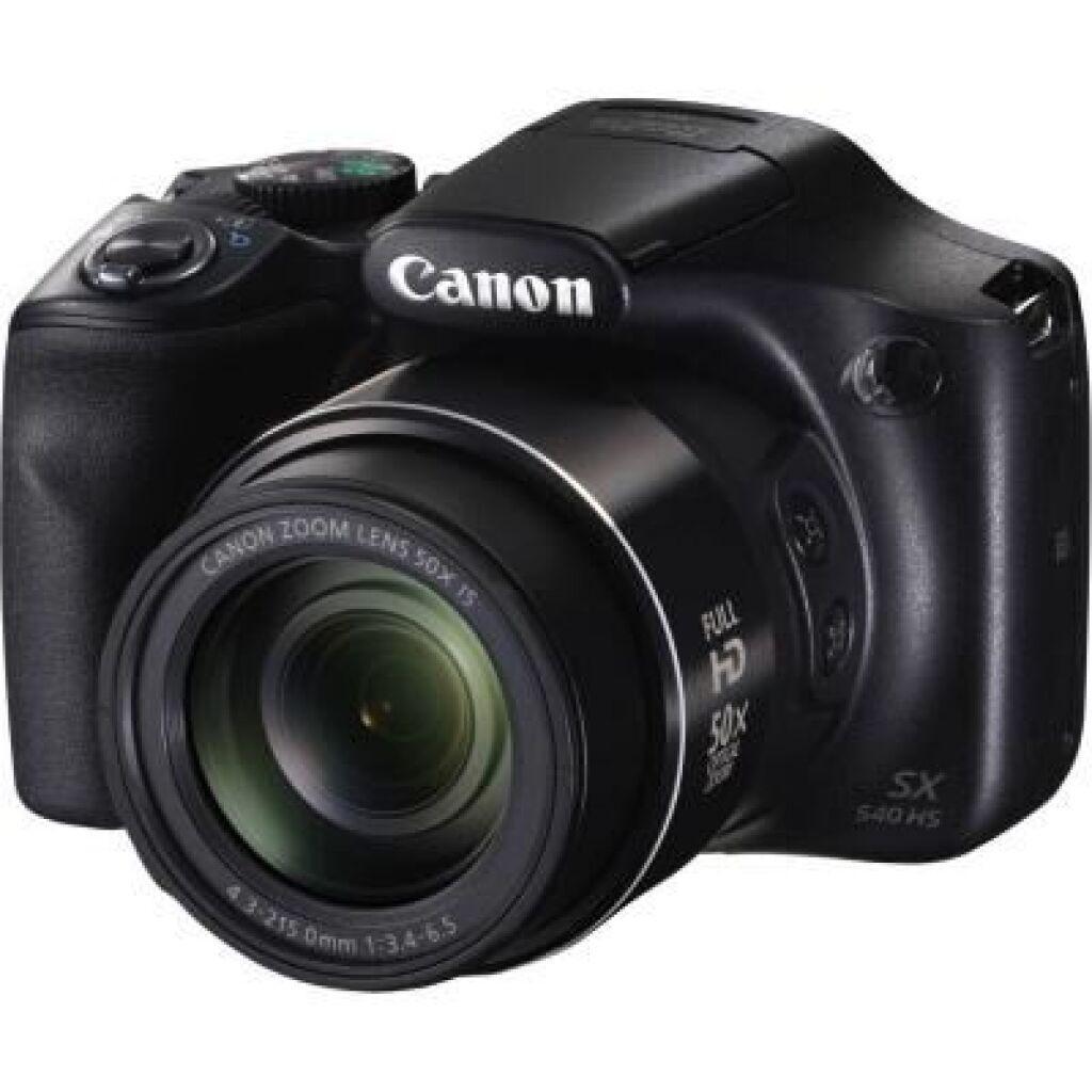Цифровой фотоаппарат Canon PowerShot SX540 HS (1067C012), фото 1