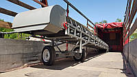 Конвейеры ленточные, транспортер ленточный, передвижной ленточный конвейер, фото 1