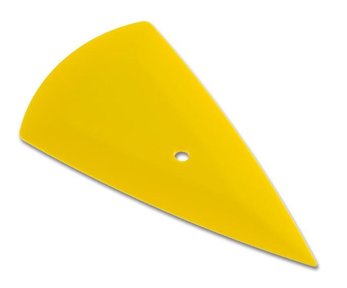 Выгонка желтый контур