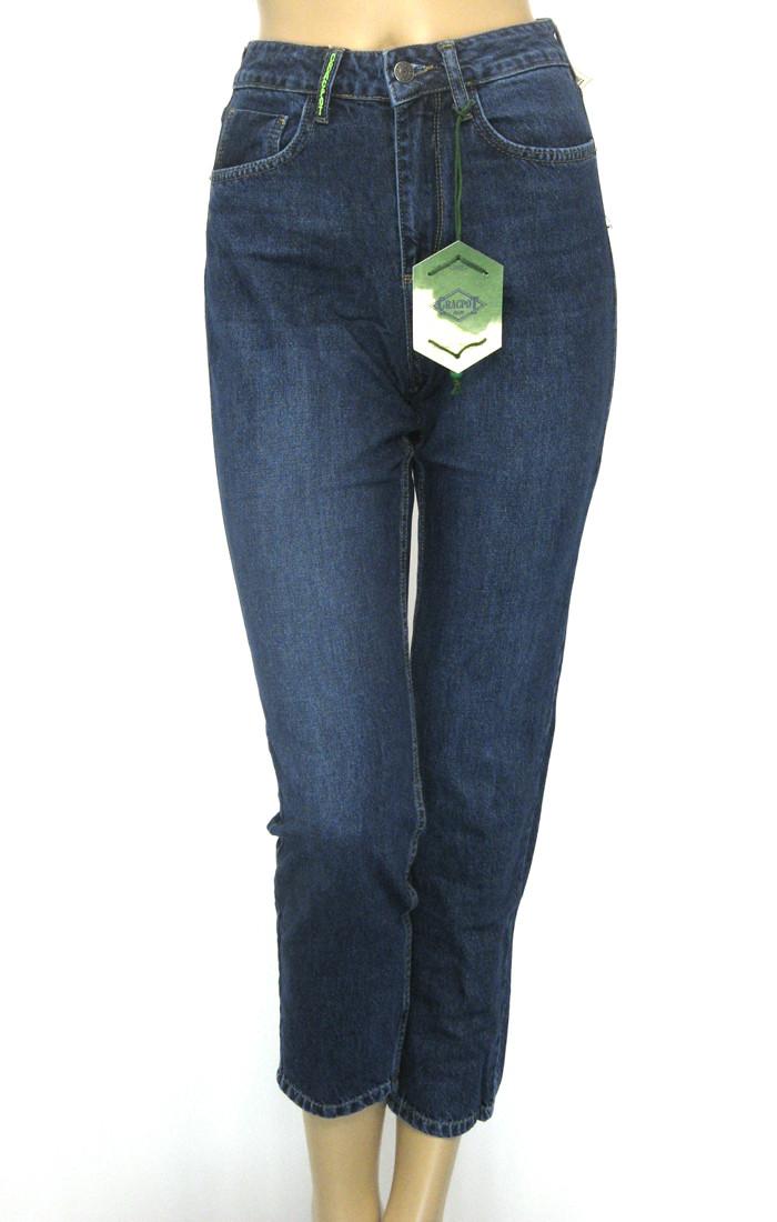 Жіночі джинси з високою посадкою Mom Jeans
