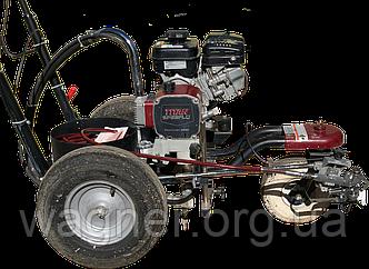 Разметочная машина TITAN (Wagner) PowrLiner 2850 - 1 пистолет (ДЕМОНСТРАЦИОННАЯ)