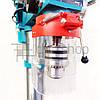 Сверлильный станок настольный с тисками Erman DP 103 вертикально сверлильный станок по дереву и металлу, фото 6