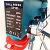 Сверлильный станок настольный с тисками Erman DP 103 вертикально сверлильный станок по дереву и металлу, фото 5