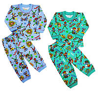 """Пижама для мальчиков """"BeyBlade"""" (с начесом)"""