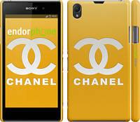 """Чехол на Sony Xperia Z1 C6902 Chanel 1 """"453c-38"""""""