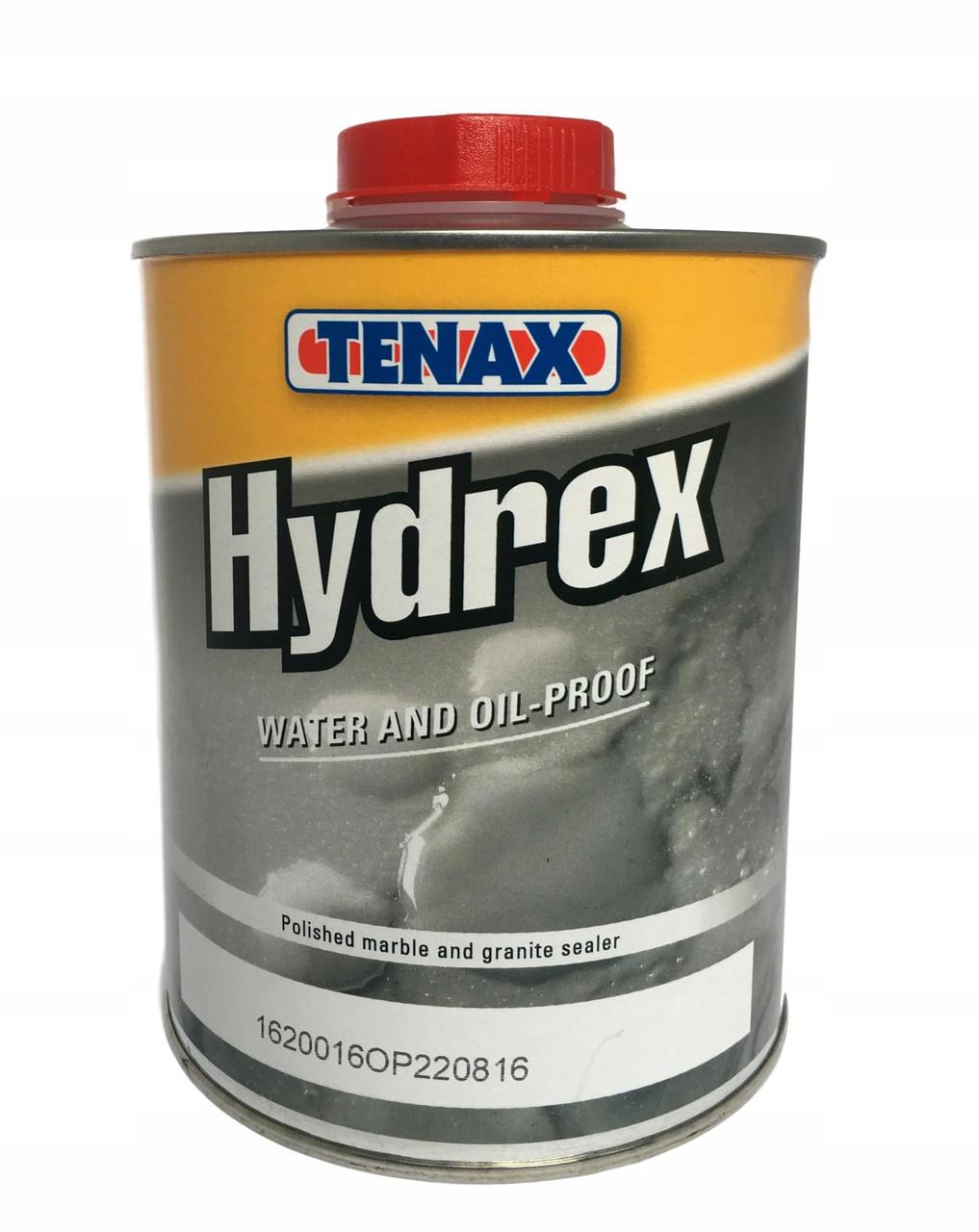 Защитная пропитка для Натурального и Искусственного камня, мрамора, гранита, травертина HYDREX (1л) TENAX