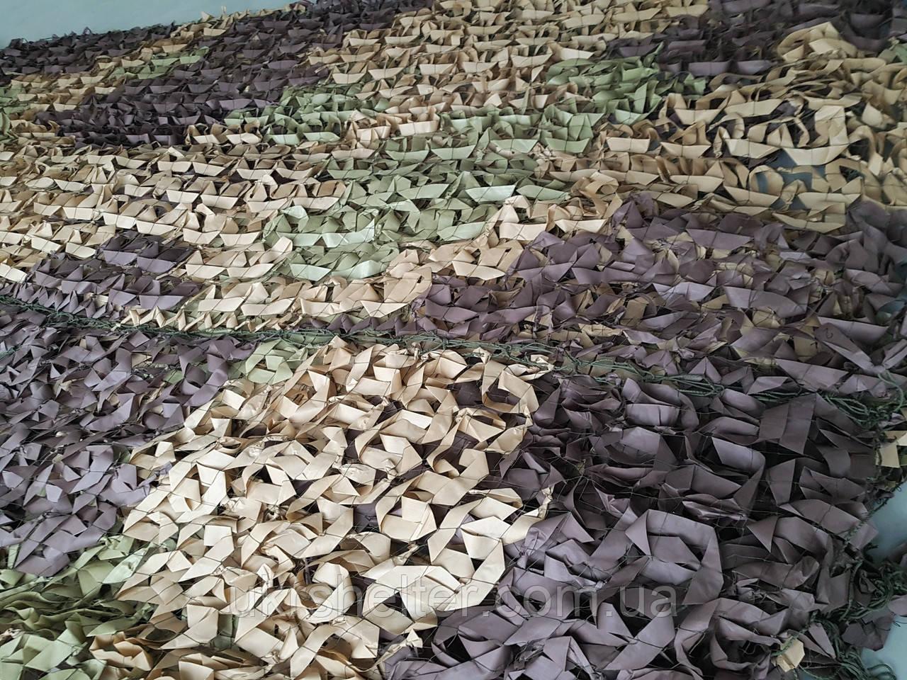 """Сетка маскировочная плетеная """"Степь"""": продажа, цена в Хмельницком. маскировка для охоты, засидки от """" Ukrshelter"""" - 1045713028"""