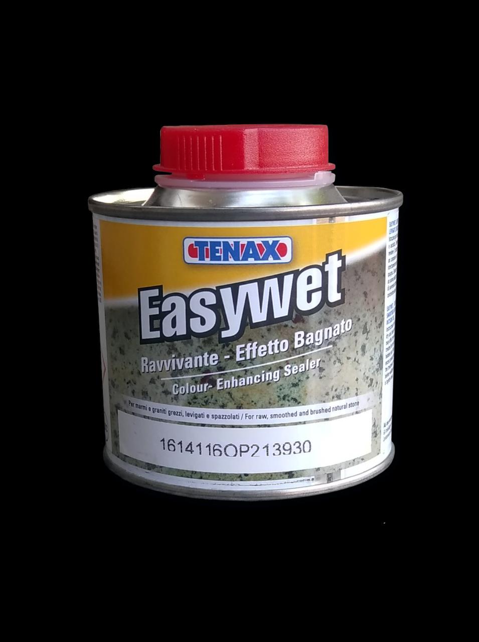 Комплексная пропитка для Натурального и Искусственного камня, мрамора, гранит, травертин Easywet (0,25л) TENAX