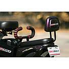 Электрический велосипед ELF-2 фиолетовый, фото 4