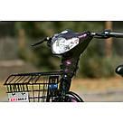 Электрический велосипед ELF-2 фиолетовый, фото 6
