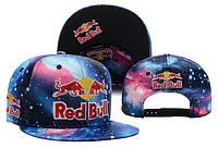 Кепка с прямым козырьком Red Bull  Snapback
