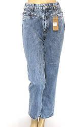 Жіночі джинси Mom jeans великі розміри