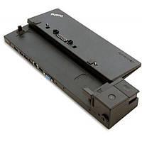 Порт-репликатор Lenovo ThinkPad Basic Dock - 65 W (40A00065EU), фото 1