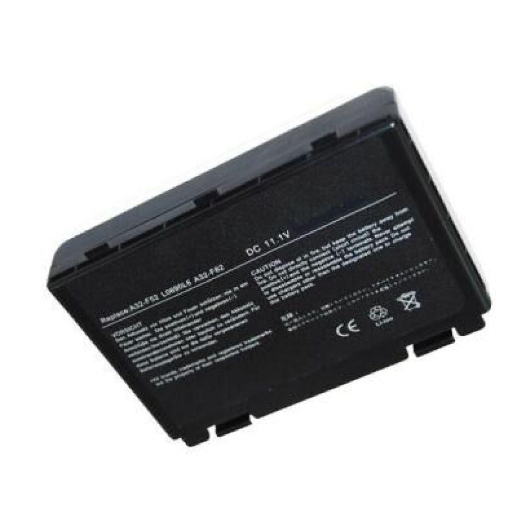 Аккумулятор для ноутбука ASUS F82 (A32-F82, AS F82 3S2P) 11.1V 5200mAh PowerPlant (NB00000058)