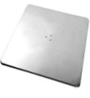 Опора для барного стола Е-05/450x450/1100/RD inox, фото 2