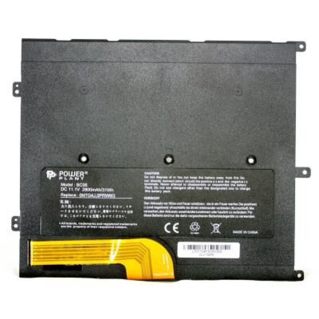 Аккумулятор для ноутбука DELL Vostro V13 (0NTG4J) 11.1V 2800mAh PowerPlant (NB00000216)