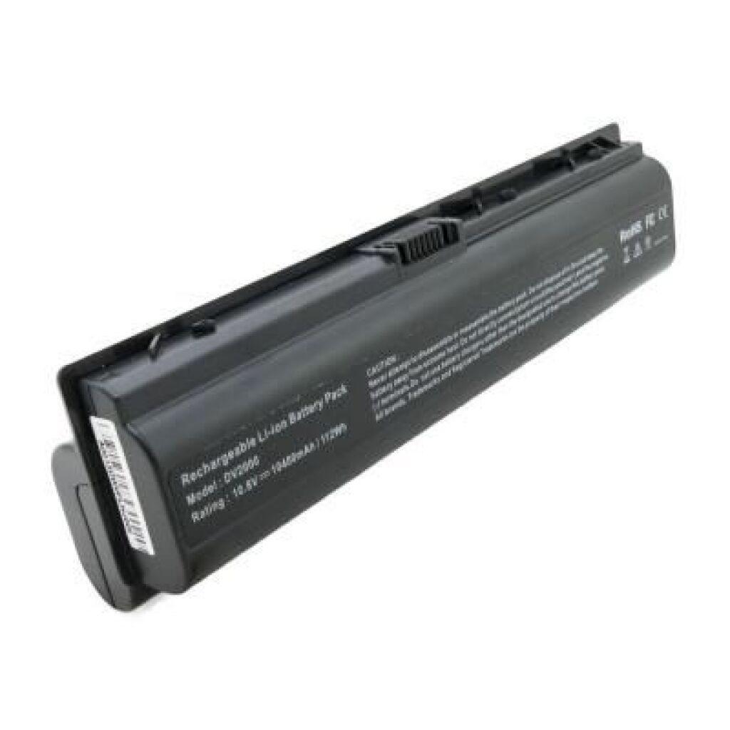 Аккумулятор для ноутбука HP Pavilion dv2000 (HSTNN-Q33C) 10400 mAh EXTRADIGITAL (BNH3944)