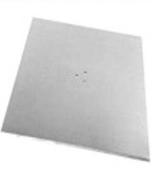 Ножка для барного стола Е-05/450x450/1100 inox, фото 2