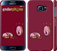 "Чехол на Samsung Galaxy S6 G920 Печенье ""911c-80"""