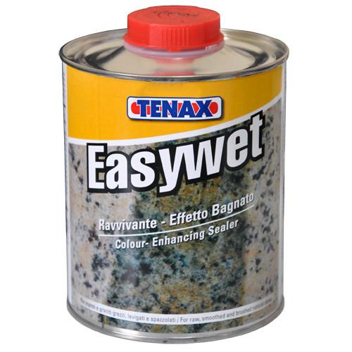 Комплексная пропитка для Натурального и Искусственного камня, мрамора, гранита, травертина Easywet (1л) TENAX